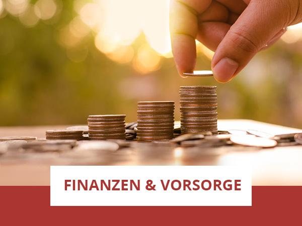 Finanzen & Vorsorge
