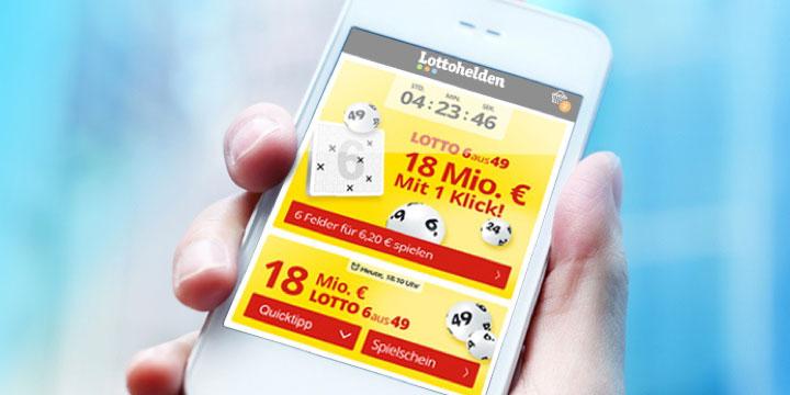 Lottohelden App